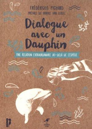 Dialogue avec un dauphin-le souffle d'or-9782840586388