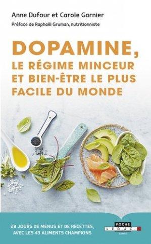 Dopamine, le régime minceur et bien-être le plus facile du monde-leduc-9791028515560