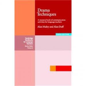 Drama Techniques-cambridge-9780521601191
