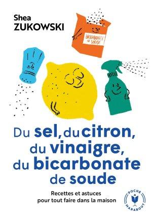 Du sel, du citron, du vinaigre, du bicarbonate de soude-marabout-9782501141185