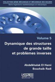 Dynamique des structures de grande taille et problèmes inverses-iste-9781784053291