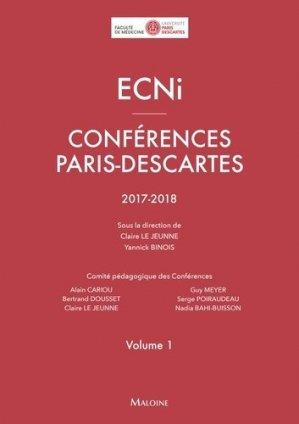 ECNi – Conférences Paris-Descartes-maloine-9782224035747