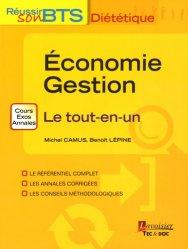 Économie Gestion - Le tout-en-un-lavoisier / tec et doc-9782743020965