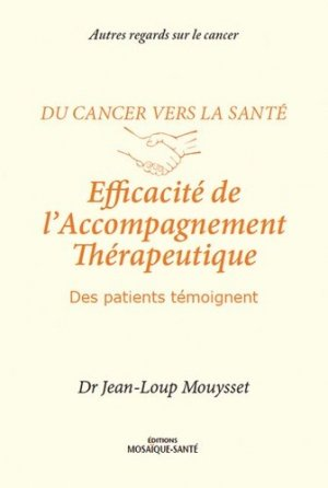 Efficacité de l'accompagnement thérapeutique-mosaique sante-9782849390887