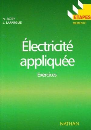 Électricité appliquée-nathan-9782091771427