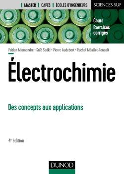 Électrochimie-dunod-9782100790241
