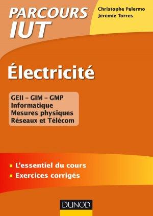 Electricité - dunod - 9782100793938