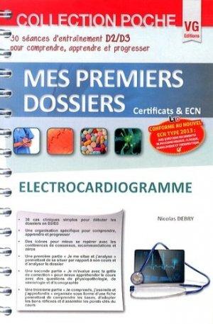 Electrocardiogramme - vernazobres grego - 9782818311264