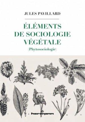 Eléments de sociologie végétale (phytosociologie) - hermann - 9791037000736