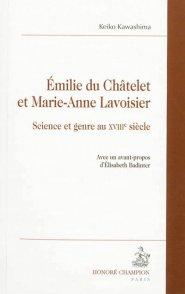 Émilie du Châtelet et Marie-Anne Lavoisier-honore champion-9782745324924