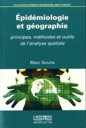 Épidémiologie et géographie - iste - 9781784055738