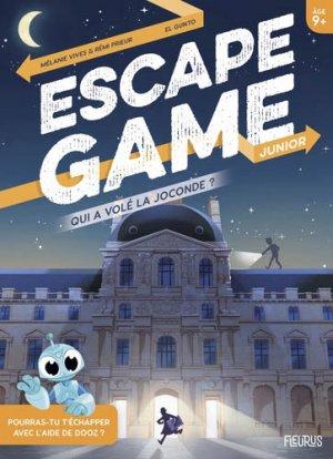 Escape Game junior - fleurus - 9782215168713