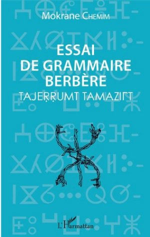 Essai de grammaire berbère-l'harmattan-9782343125848