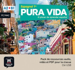 Espagnol 1e Pura vida-5-9782356855800