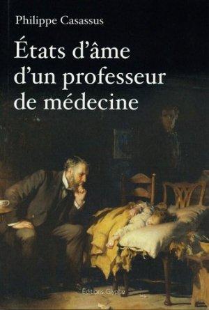 Etats d'âme d'un professeur de médecine-glyphe-9782358152587