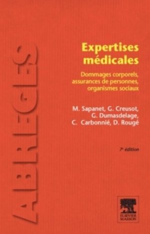 Expertises médicales-elsevier / masson-9782294714801