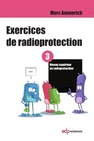 Exercices de radioprotection-EDP Sciences-9782759823260