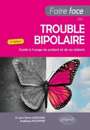 Faire Face au Trouble bipolaire - ellipses - 9782340032743
