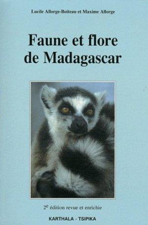 Faune et flore de Madagascar - karthala - 9782811104627