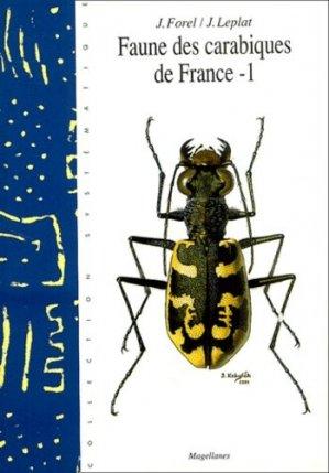 Faune des carabiques de France - I-magellanes-9782911545122