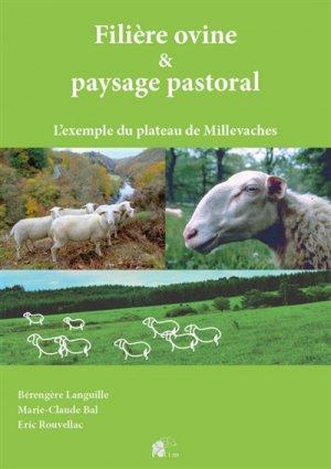 Filière ovine et paysage pastoral-pulim-9782842877293