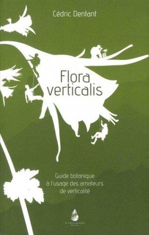 Flora verticalis-le naturographe-9782956054900