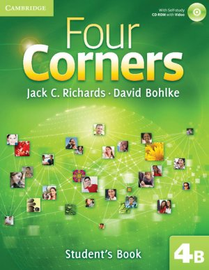 Four Corners Level 4 Student's Book B with Self-study CD-ROM and Online Workbook B Pack - cambridge - 9781107660922