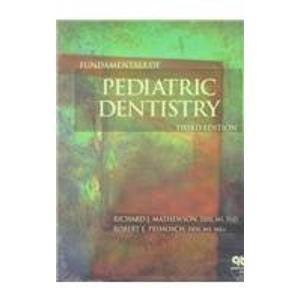 Fundamentals of Paediatric Dentistry - quintessence publishing - 9780867152623