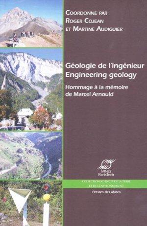 Géologie de l'ingénieur-presses des mines-9782911256585