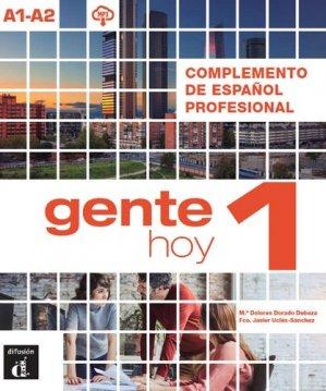 Gente hoy 1-Maison des langues-9788417260422