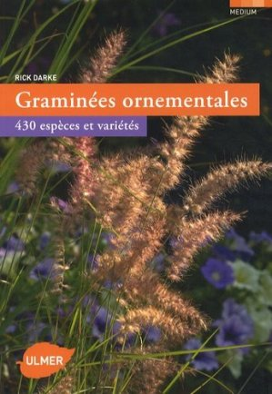 Graminées ornementales - ulmer - 9782841384006