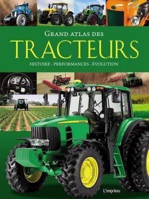 Grand atlas des tracteurs-de l'imprevu-9791029507151