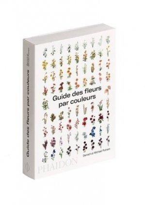 Guide des fleurs par couleurs-phaidon-9780714878867