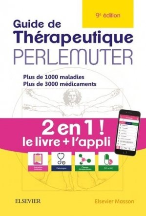 Guide de thérapeutique 2013-elsevier / masson-9782294715983
