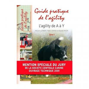 Guide pratique de l'agility T1-animalia-9782359090819