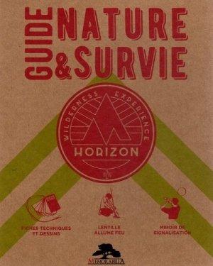 Guide nature et survie-memorabilia-9782377830244
