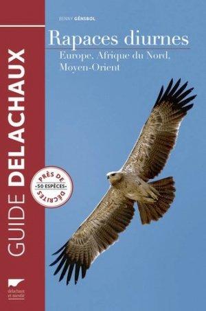 Guide des rapaces diurnes - delachaux et niestle - 9782603020586