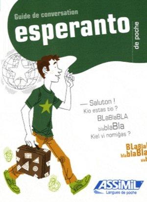 Guide de Conversation Espéranto de Poche-assimil-9782700505870