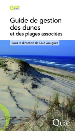 Guide de gestion des dunes et des plages associées-quae-9782759224814