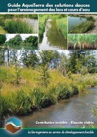 Guide Aquaterra des solutions douces pour l'aménagement des lacs et cours d'eau-horticulture et paysage-9782917465127