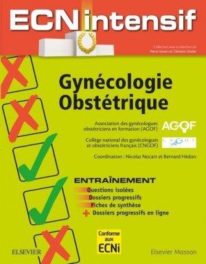 Gynécologie-obstétrique-elsevier / masson-9782294749346
