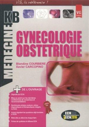 Gynécologie obstétrique-vernazobres grego-9782818312179