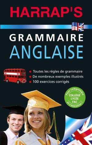 Harrap's Grammaire anglaise - Harrap's - 9780245510113
