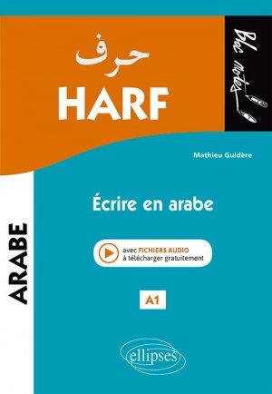 Harf A1 (niveau 1)-ellipses-9782340030824