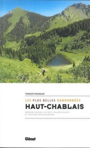 Haut-Chablais, les plus belles randonnées-Glénat-9782344035009