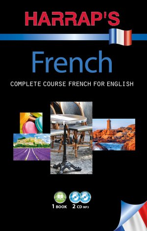 Harrap's complete course French for English-Harrap's-9782818703861