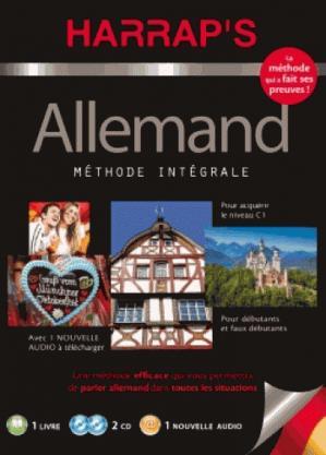 Harrap's Allemand - Méthode Intégrale-larousse-9782818705827