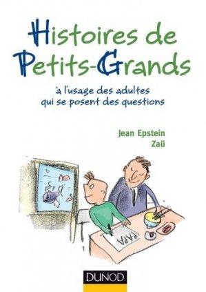 Histoires de Petits-Grands - dunod - 9782100701209