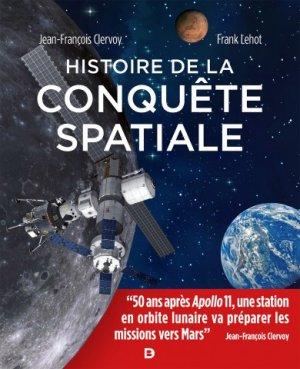 Histoire de la conquête spaciale-De Boeck-9782807320758