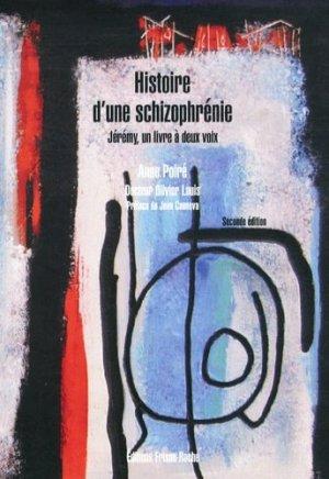 Histoire d'une schizophrénie-frison roche-9782876715646